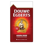 Douwe Egberts Aroma Rood Filterkoffie Snelfiltermaling