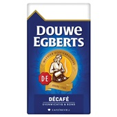 Douwe Egberts Décafé filterkoffie aroma rood cafeïnevrij
