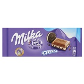 Milka Chocolade Tablet Oreo