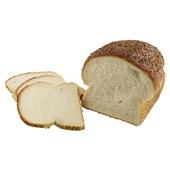 Ambachtelijke Bakker Wit Vloerbrood Sesam Half