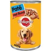 Pedigree Hondenvoer Paté Met Rundvlees