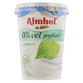 Almhof Yoghurt Naturel 0% vet
