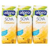 Alpro Soya Drink Banaan  Mini