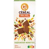 Céréal Tablet Hazelnoot voorkant
