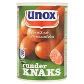 Unox Knakworst Runder