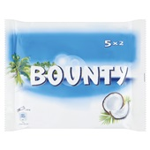 Bounty Chocolade Melk 5-Pack