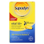 Supradyn Multivitamines Vital 50 Plus