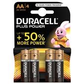 Duracell Plus Baterijen AA