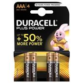 Duracell Plus Baterijen AAA