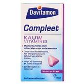 Davitamon Vitaminen En Mineralen Compleet Bosvruchten