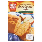 Koopmans Bakmix Appel-Kaneelcake