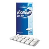 Nicotinell Nicotinekauwgom Mint voorkant