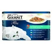 Gourmet Perle Kattenvoer Vis Delicatesse