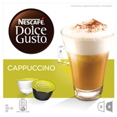 Nescafe Dolce Gusto Koffie Cappuccino