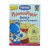 Nestlé Pyjamapapje Babyvoeding Onbijt Biscuits
