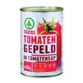 Spar Gepelde Tomaten