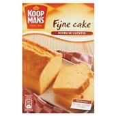 Koopmans Bakmix Fijne Cake