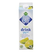 Melkan 0% Vet Drinkyoghurt Limoen
