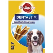 Pedigree Hondensnack Dentastix Medium Multipak