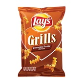 Lay's Chips Grills voorkant