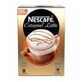 Nescafé Koffie Latte Caramel