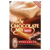 Nestlé Chocolademelk Hot Chocolate Mix Extra Cacao