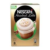 Nescafé Koffie Latte Hazelnoot