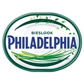 Philadelphia Zuivelspread Bieslook Light