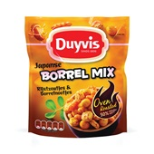 Duyvis Noten Oven Roasted Japanse Borrelmix