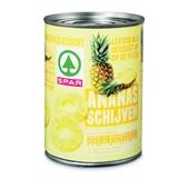 Spar Ananasschijven In Siroop