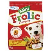 Frolic Hondenvoer Mini Complet Met Gevogelte, Groenten En Granen