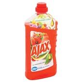 Ajax Allesreiniger Rode Bloem achterkant