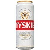 Tyskie Bier Grinie Blik 50 Cl