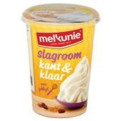 Melkunie Slagroom Kant-en-klaar achterkant