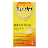 Supradyn Vitaminen En Mineralen Complex Energy Bruistabletten