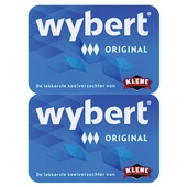 Wybert Keelsnoepjes Original Duo