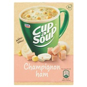 Unox Cup-a-Soup Soep Champignon/Ham