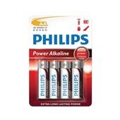 Philips Alkalinebatterijen AA