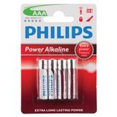 Philips Alkalinebatterijen AAA