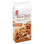 Lu Time  Out Robuuste Koeken Amandel Chocolade achterkant
