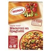 Honig Pastasausmix Macaroni En Spaghetti