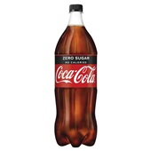 Coca Cola zero fles 1,5 Liter