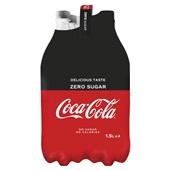Coca Cola zero 4x1,5 liter