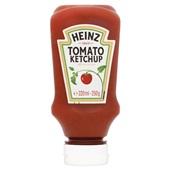 Heinz Tomatenketchup Top Down
