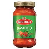 Bertolli pastasaus basilicum