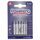 Powerking Batterij AAA