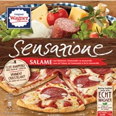 Wagner Sensazione Pizza Salame