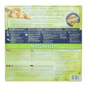Wagner Sensazione Pizza Mozzarella achterkant