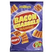 Millies Zoutjes Baconknabbels
