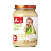 Bonbébé Baby/Peuter Fruithapje Peer Met Yoghurt